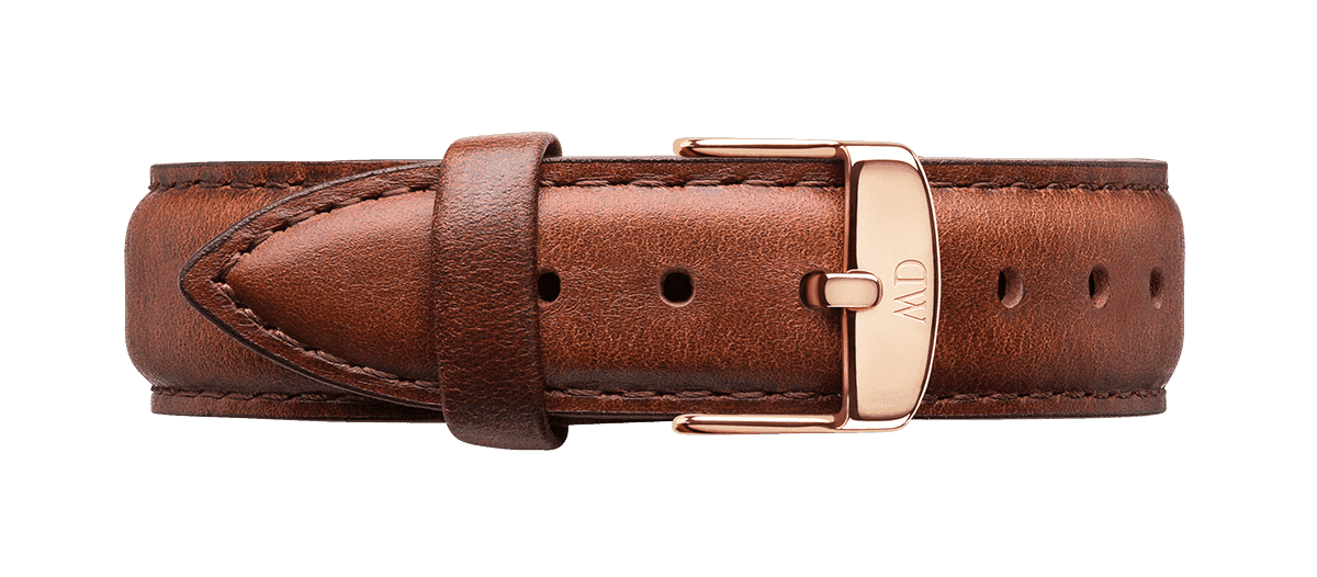 Watch band Classic St Mawes 18 Rose Gold