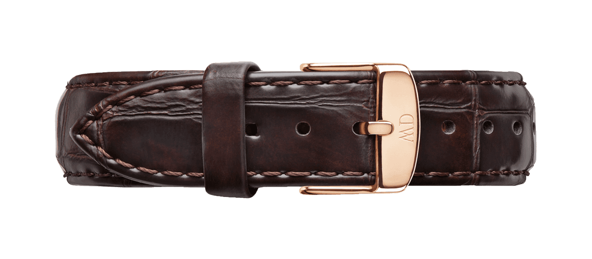 Watch band Classic York 18 Rose Gold