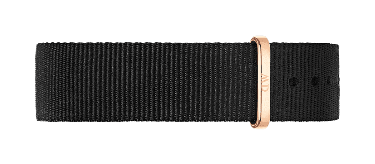 Watch band Classic Cornwall 20 Rose Gold