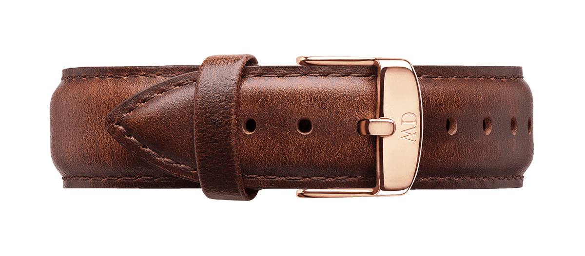 Watch band Classic St Mawes 20 Rose Gold