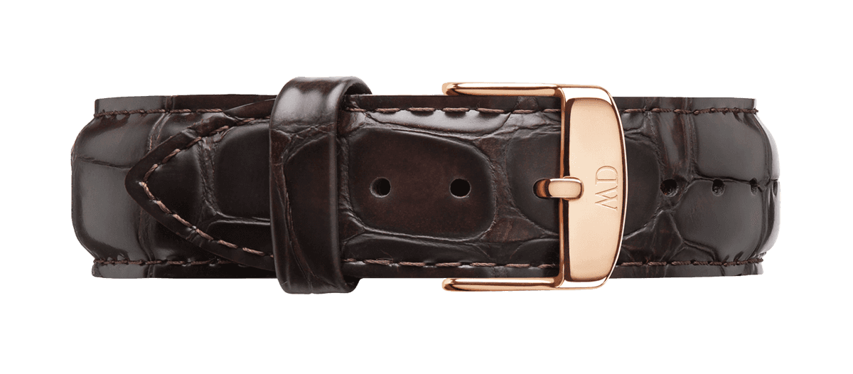 Watch band Classic York 20 Rose Gold