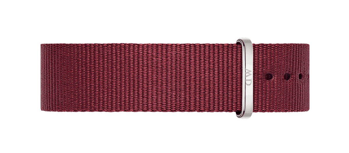 Watch band Classic Roselyn 18 Silver