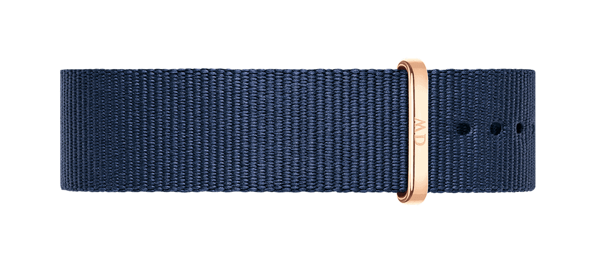 Watch band Classic Bayswater 20 Rose Gold