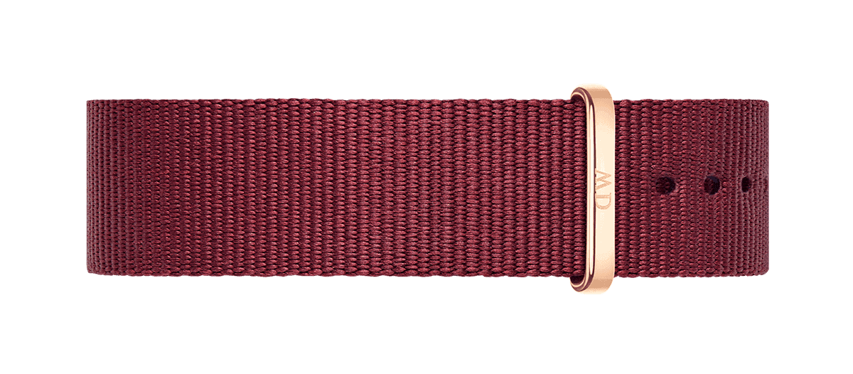Watch band Classic Roselyn 20 Rose Gold
