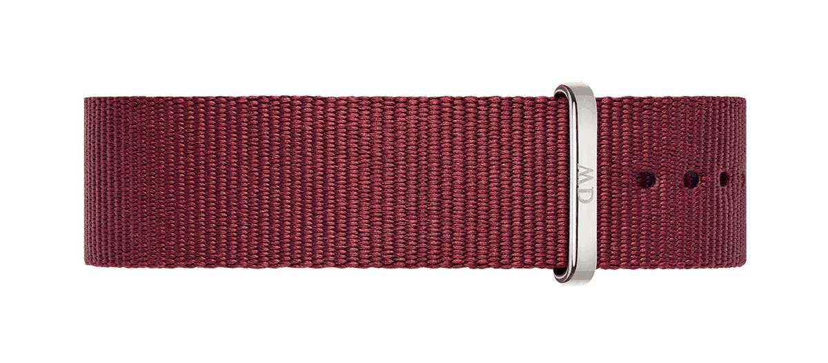 Watch band Classic Roselyn 20 Silver