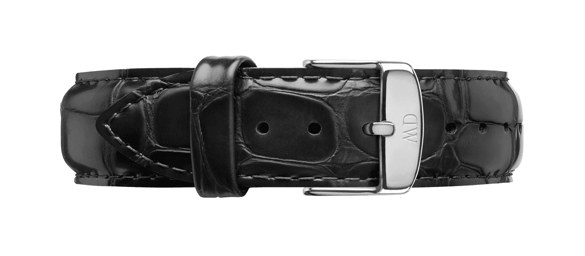 Watch band Classic Reading 20 Silver
