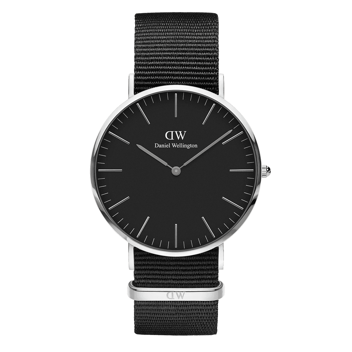 Classic Black Cornwall 40 Silver