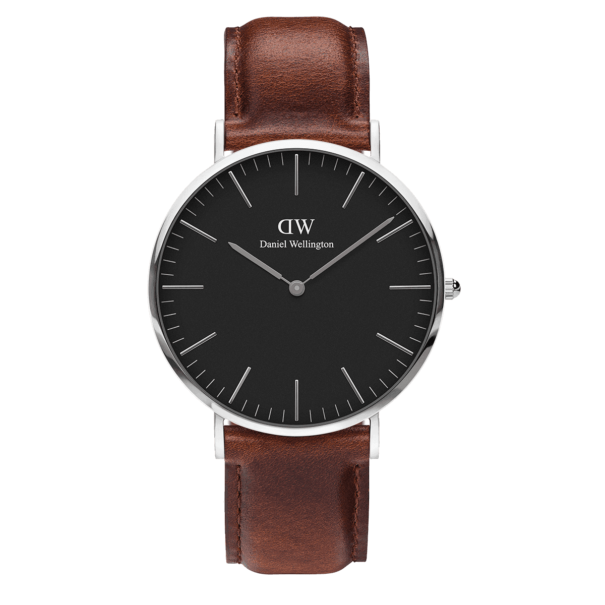 Classic Black St Mawes 40 Silver