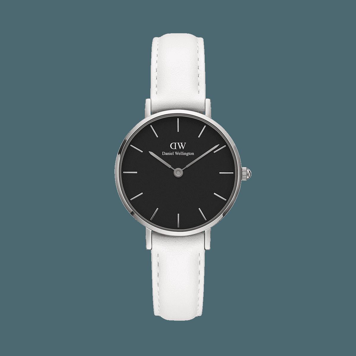 Petite Bondi 28 Silver (Black)