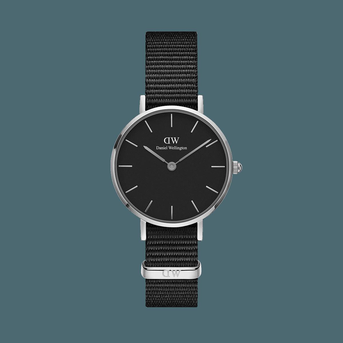 Petite Cornwall 28 Silver (Black)