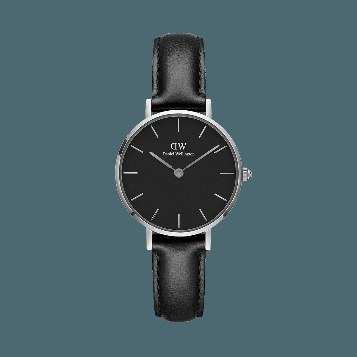 Petite Sheffield 28 Silver (Black)