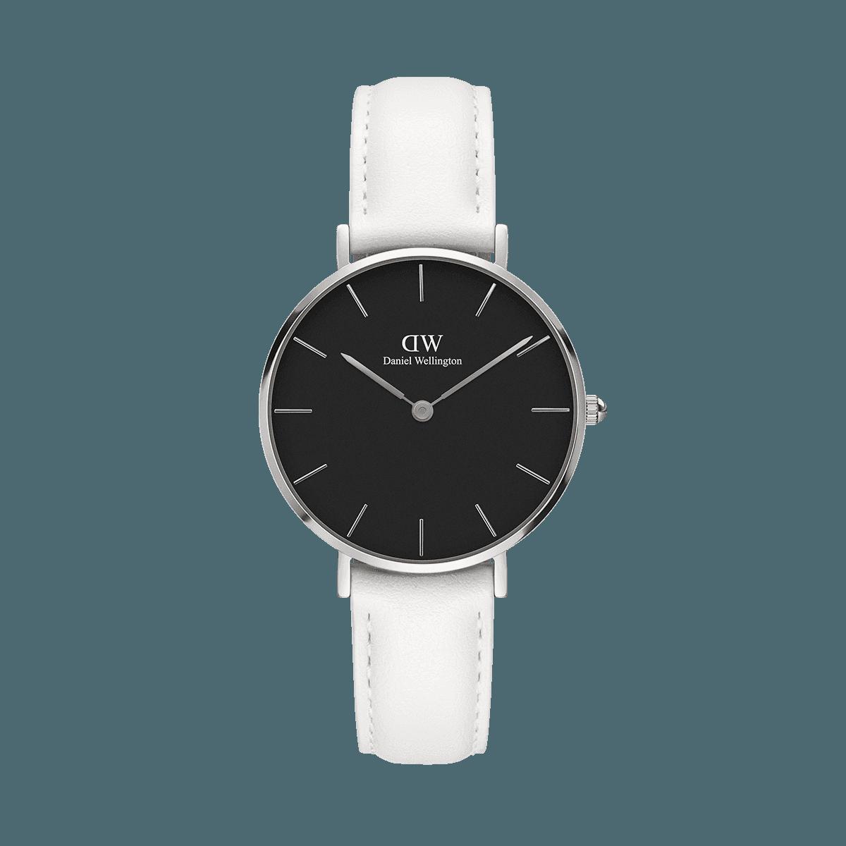 Petite Bondi 32 Silver (Black)