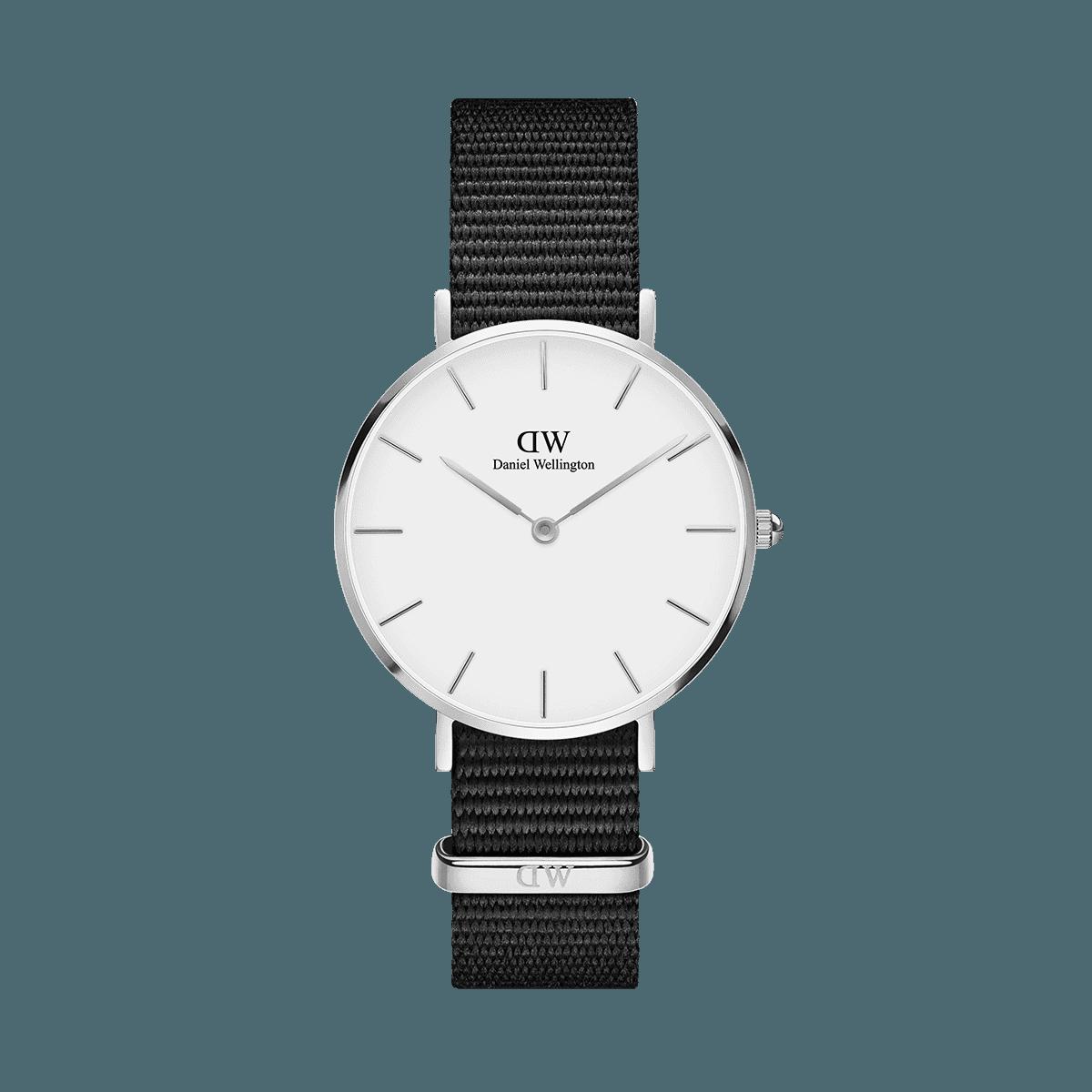 Petite Cornwall 32 Silver (White)