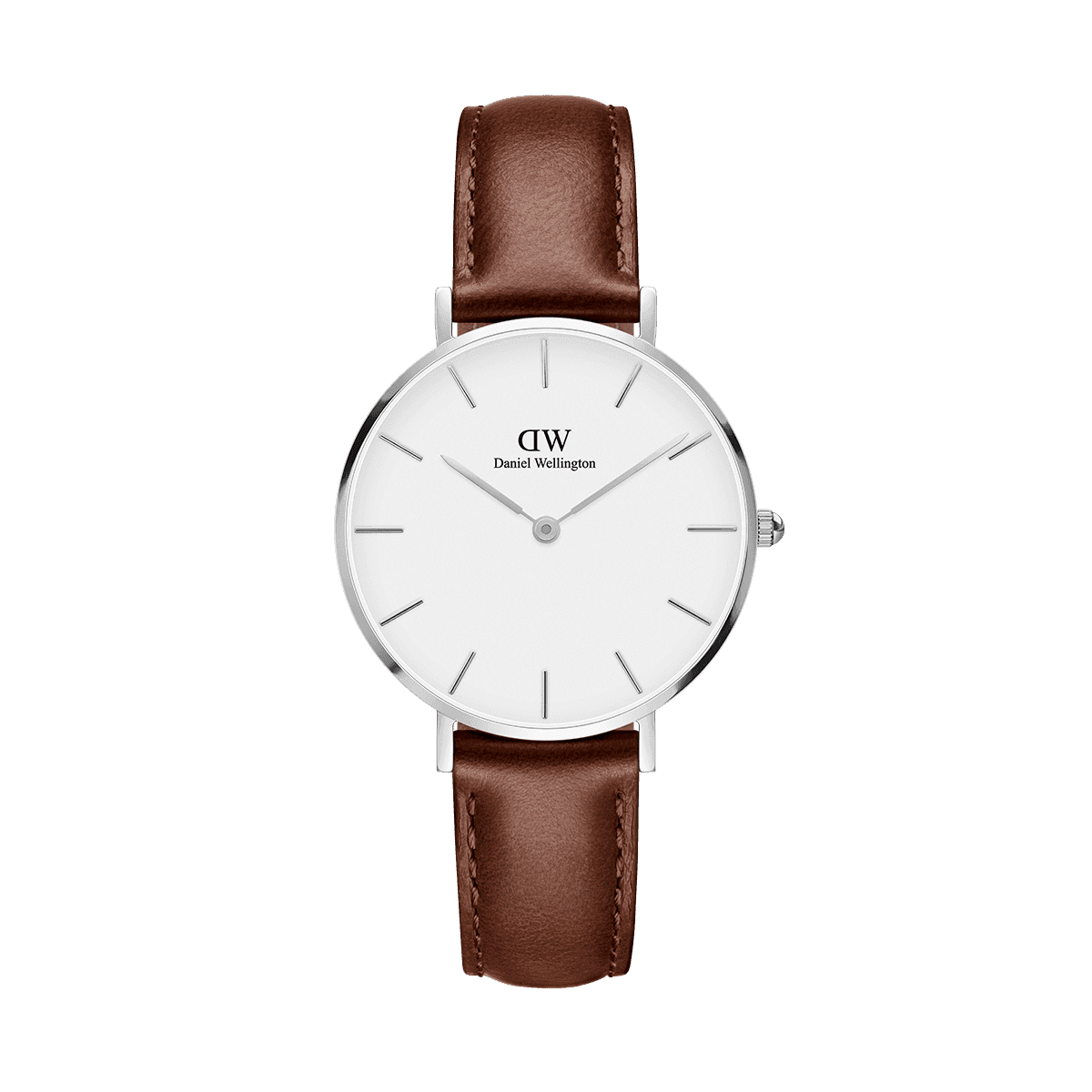 Petite St Mawes Silver 32mm (white)