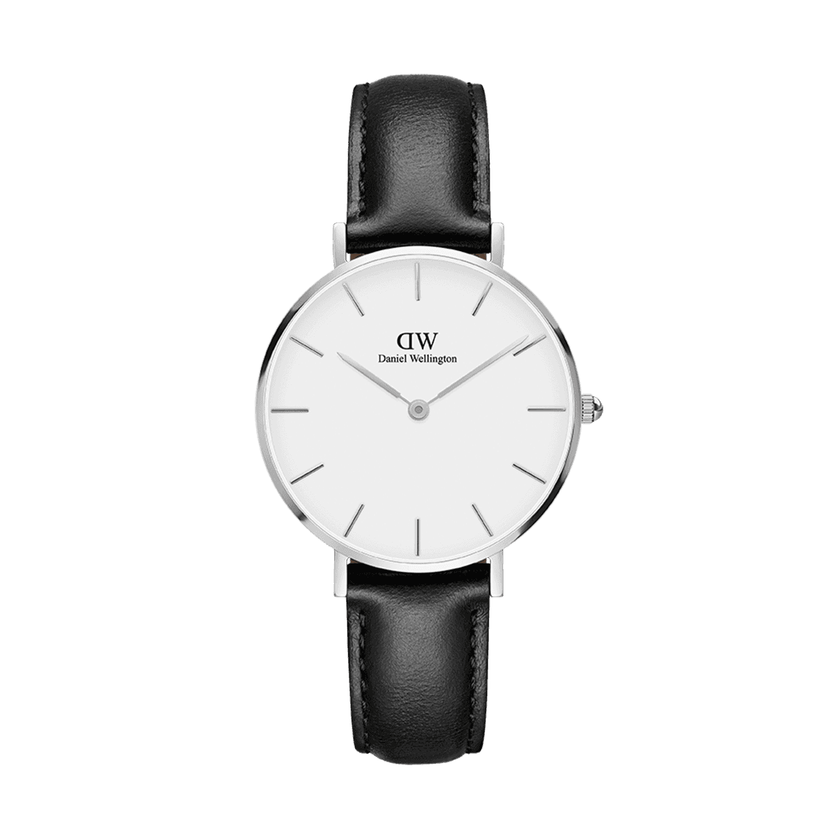 Classic Petite Sheffield Silver 32mm (white)