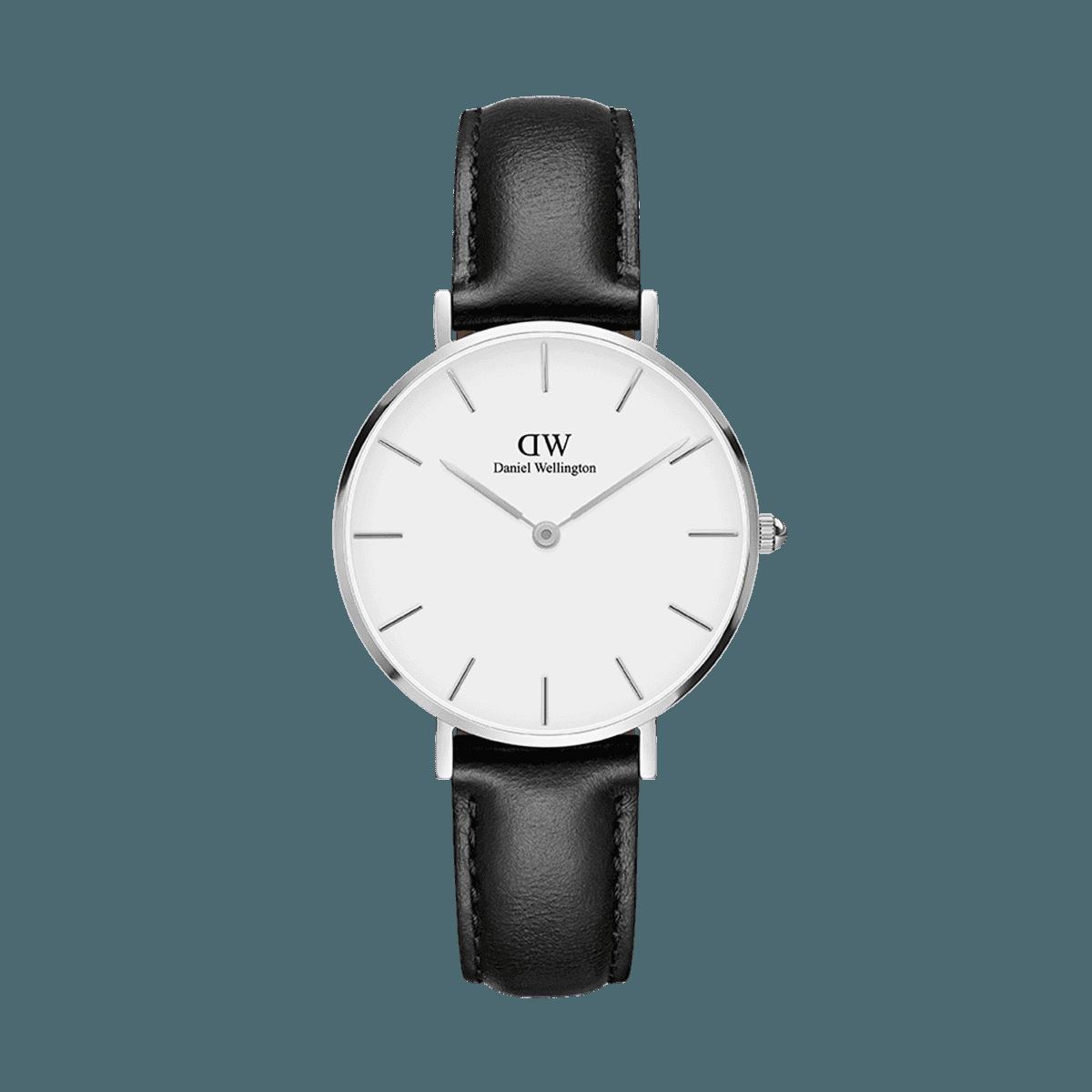 Petite Sheffield Silver 32mm (white)