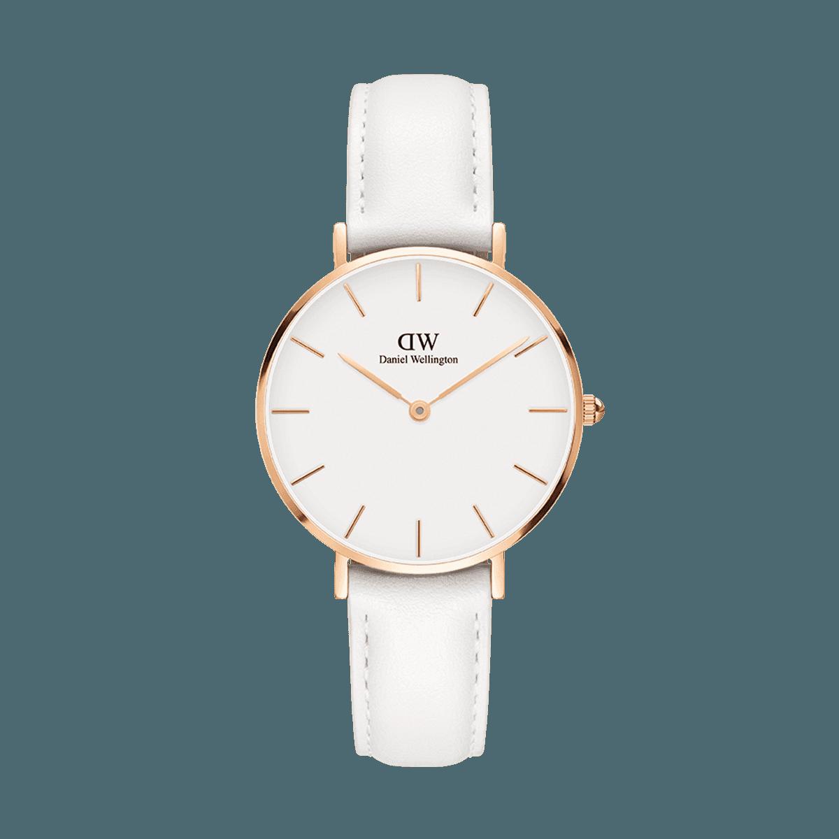 Petite Bondi 32 Rose Gold (White)