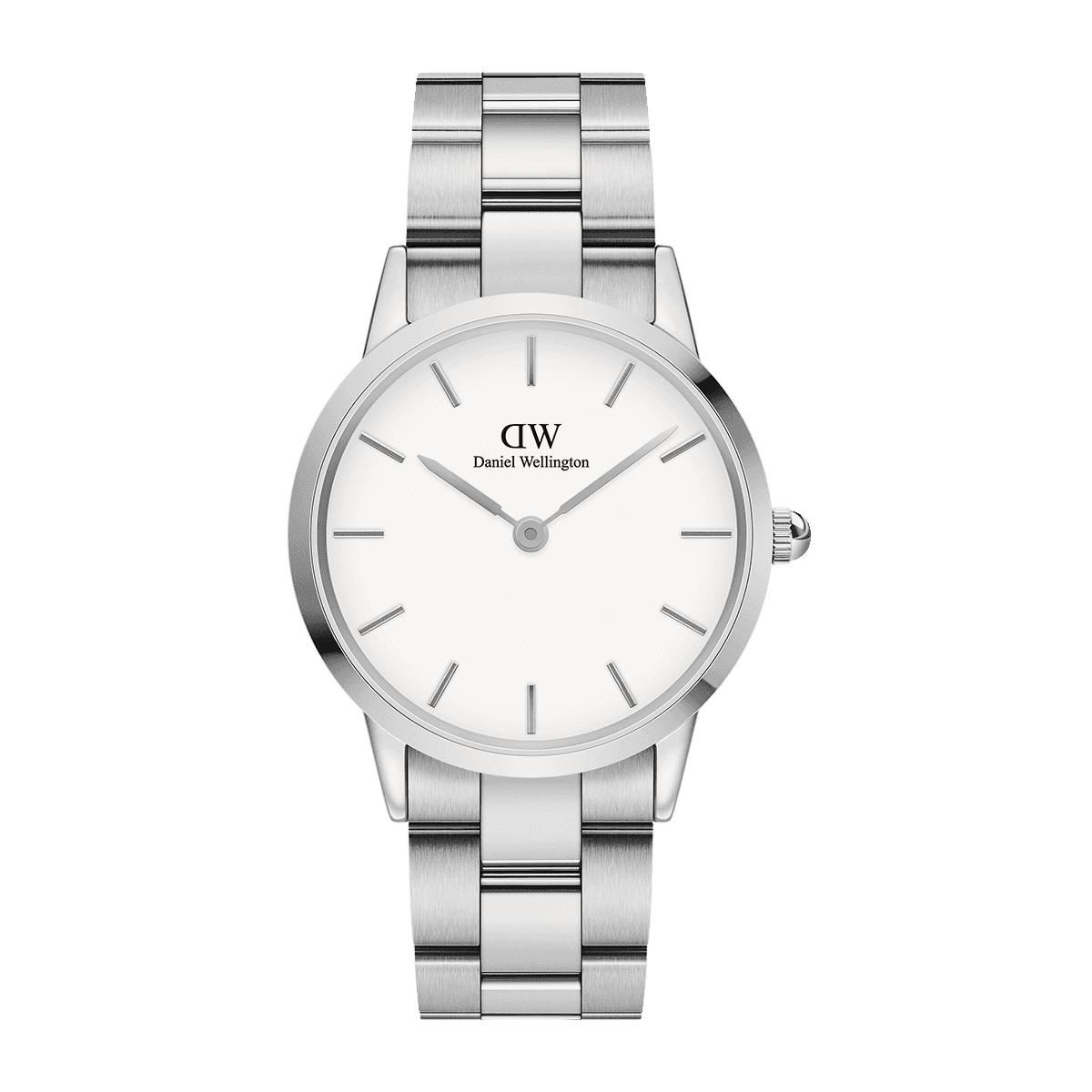 Iconic Link 36 Silver White