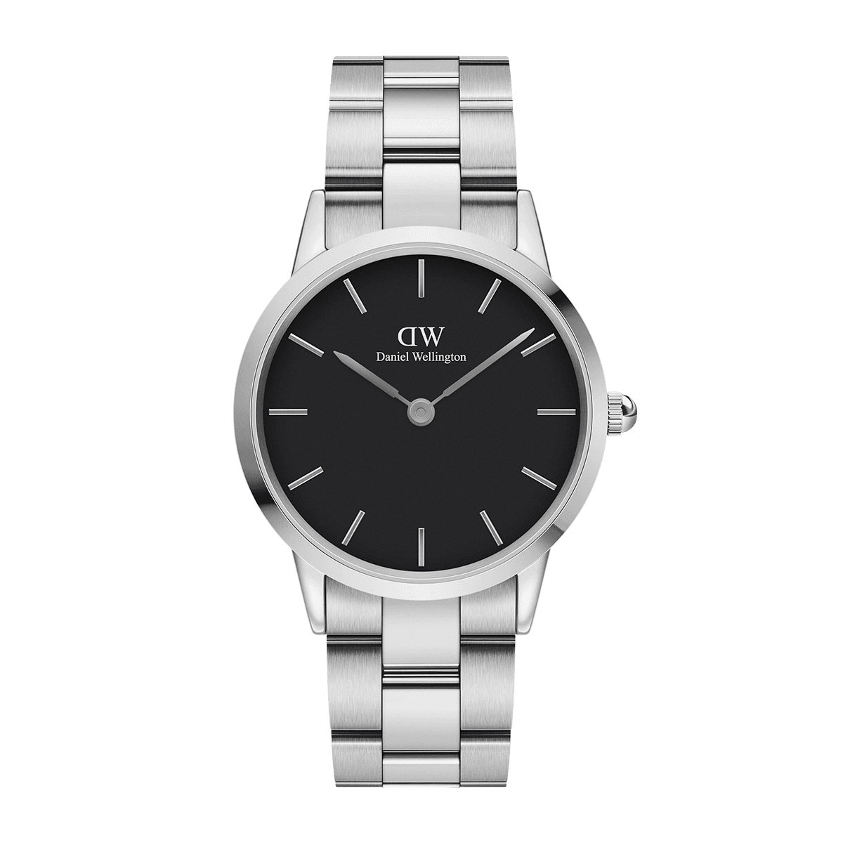 Iconic Link 36 Silver Black