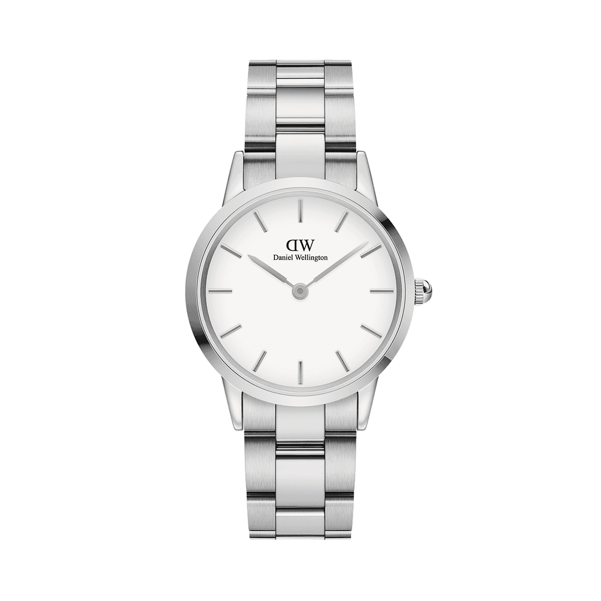 Iconic Link 32 Silver White