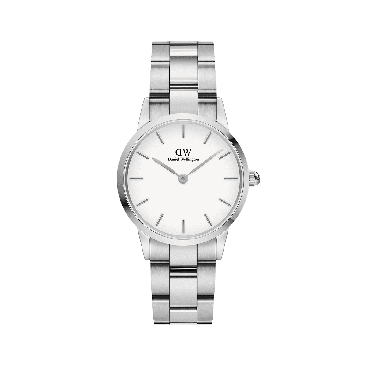 Iconic Link 28 Silver White