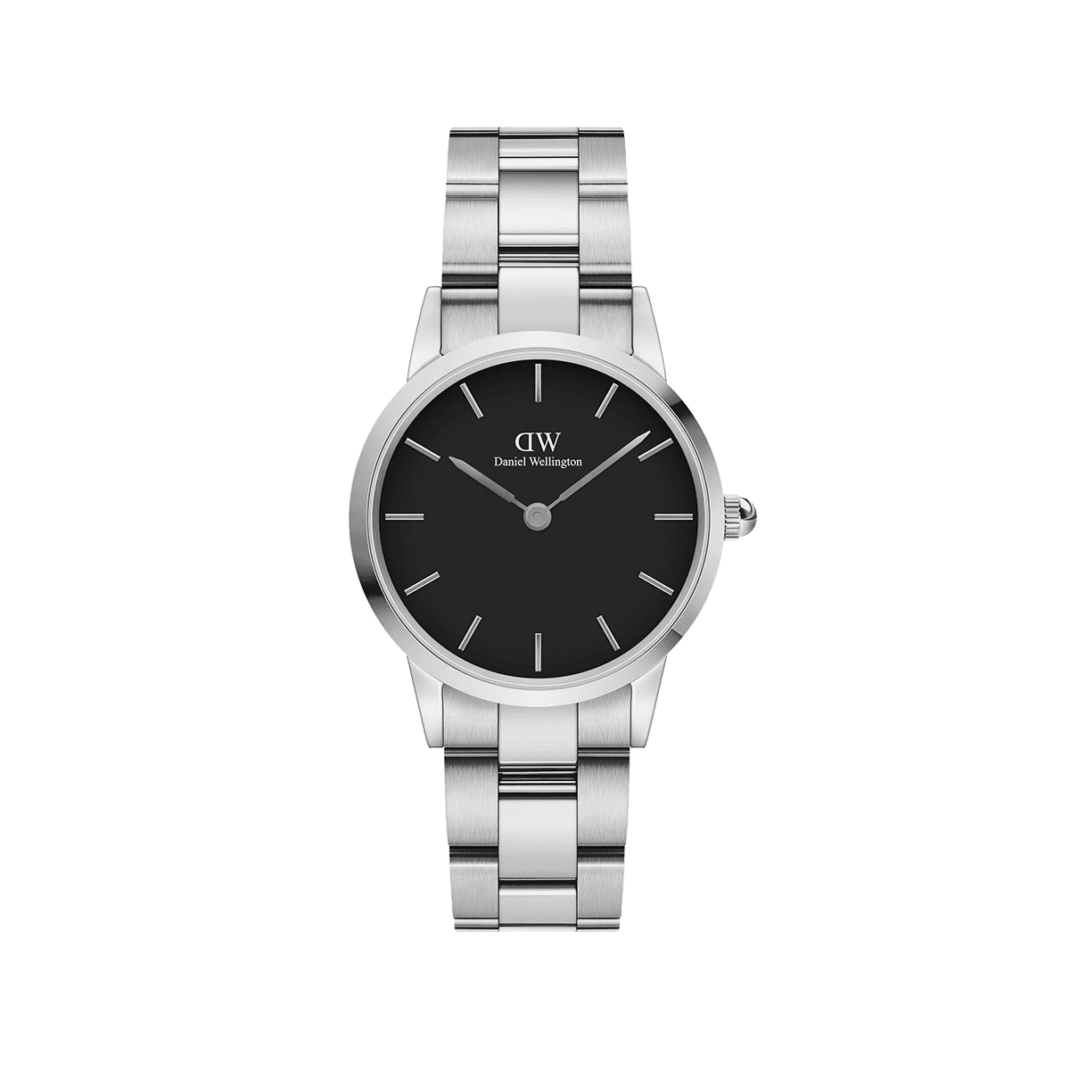 Iconic Link 28 Silver Black