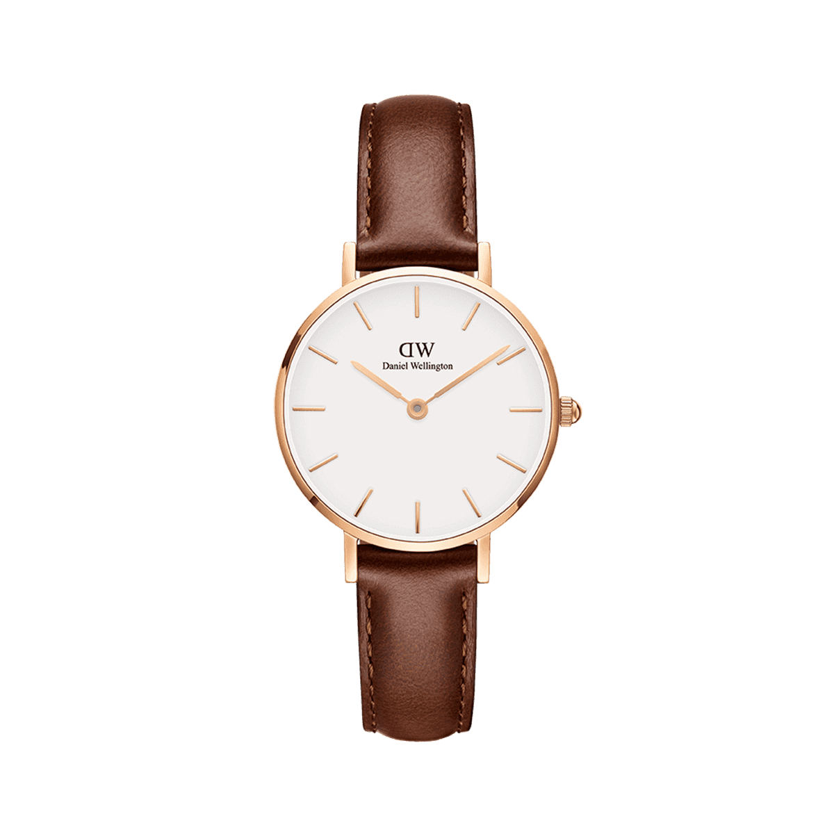 Petite St Mawes 28 Rose Gold (White)