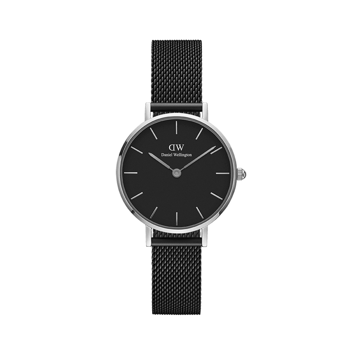 Petite Ashfield 28 Silver (Black)