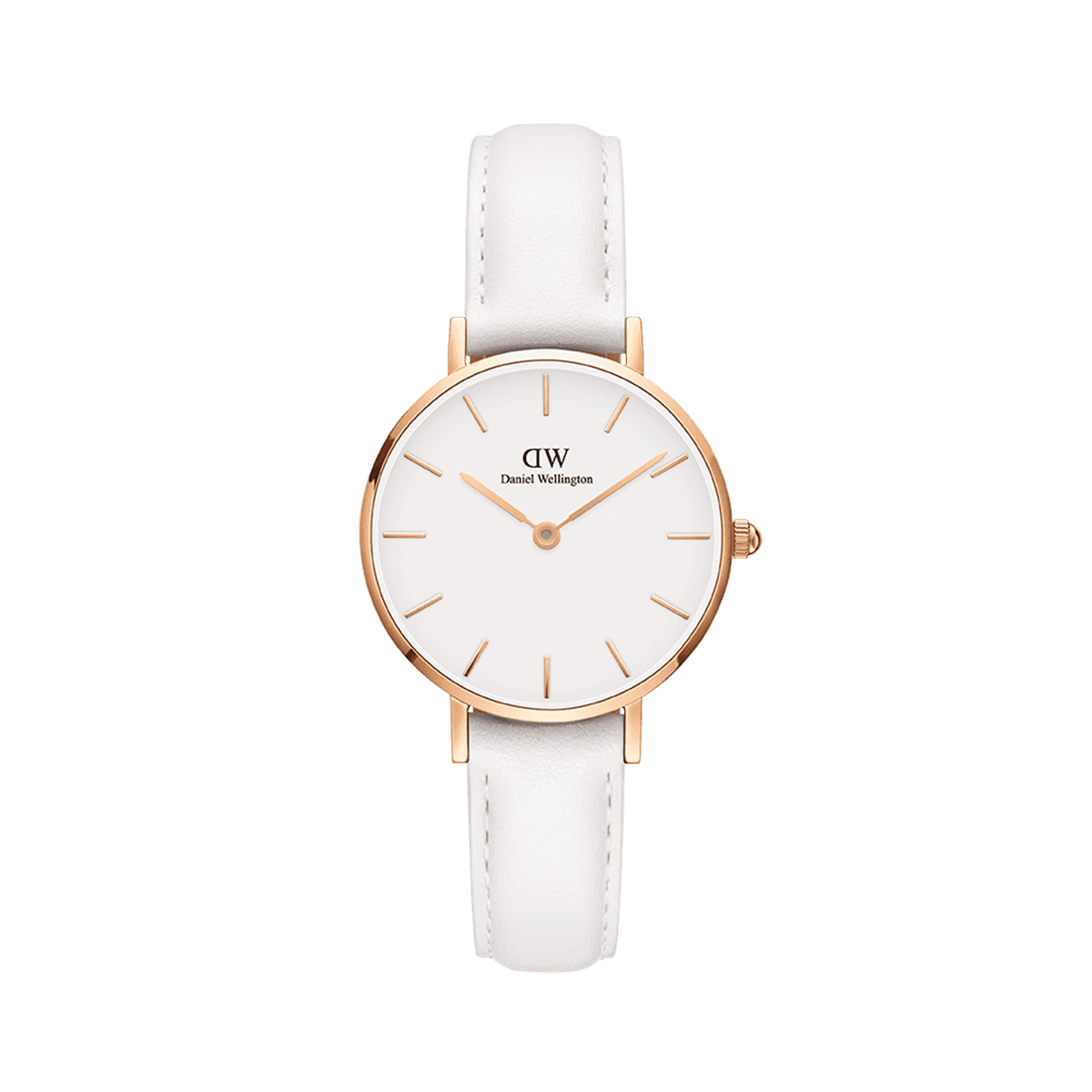 Petite Bondi 28 Rose Gold (White)