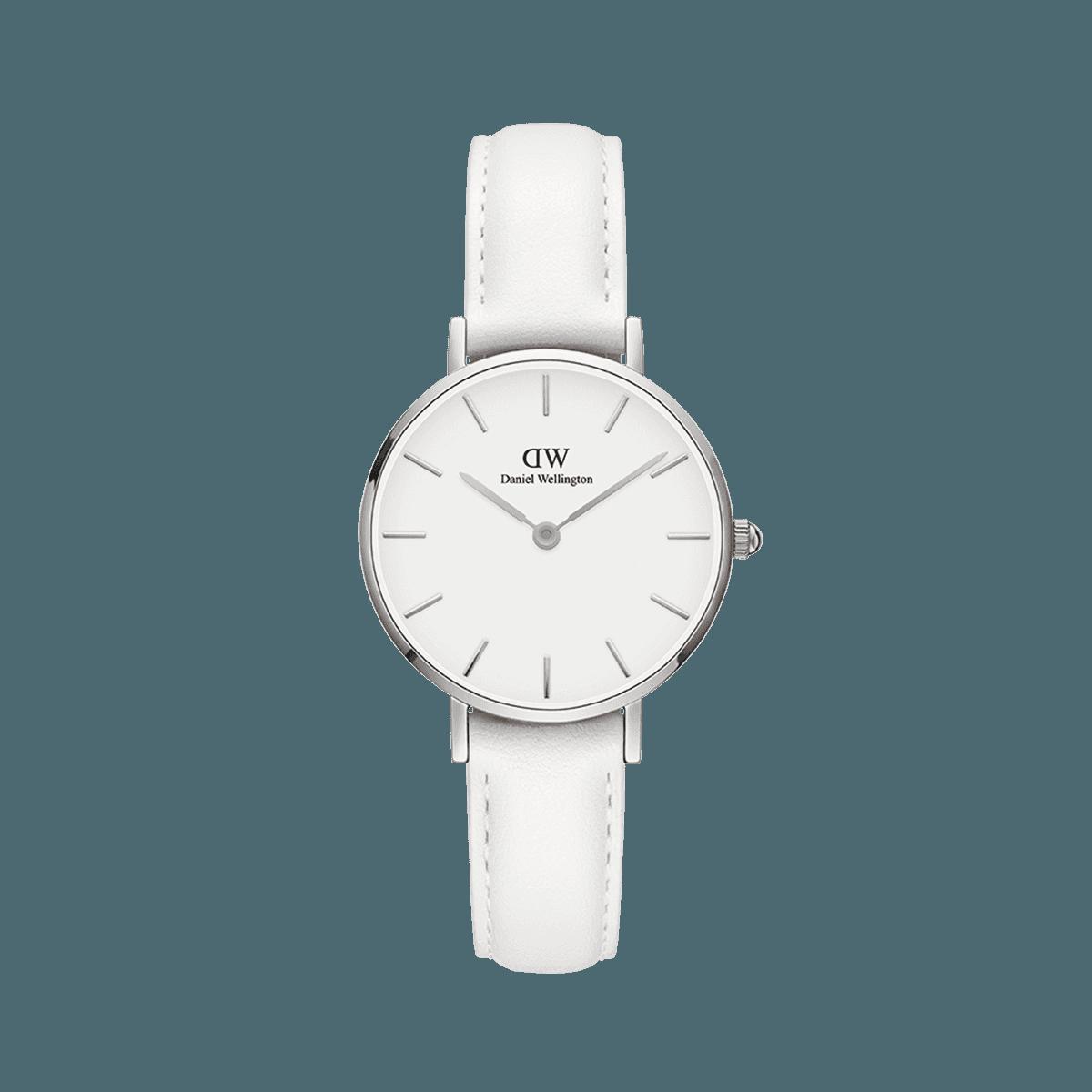 Petite Bondi 28 Silver (White)