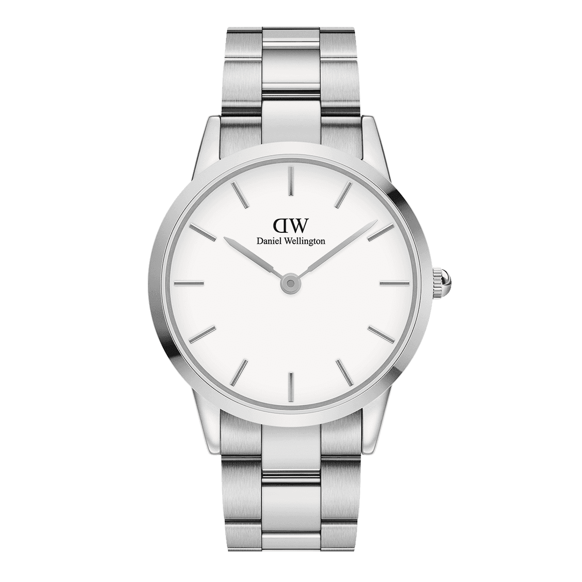 Iconic Link 40 Silver White