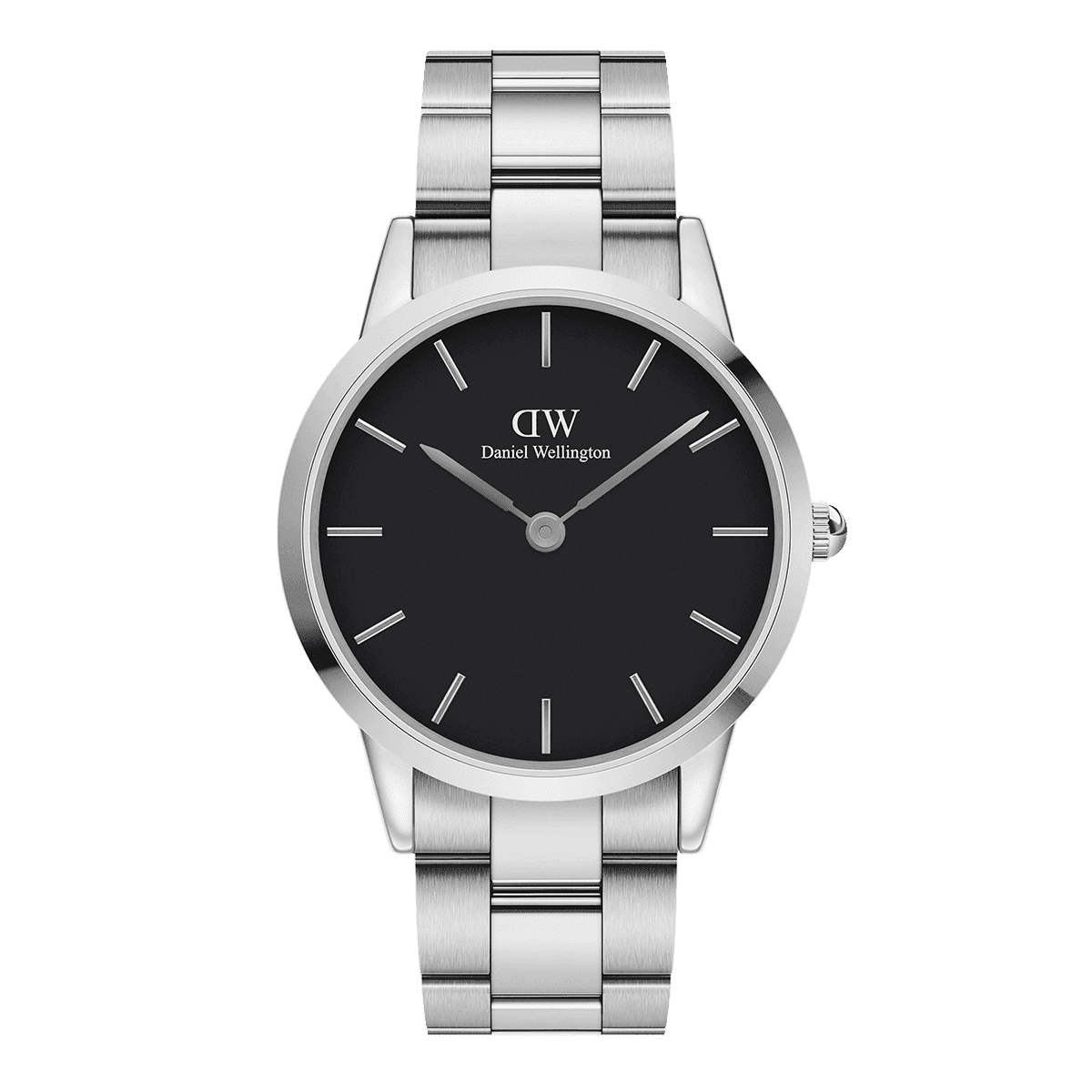 Iconic Link 40 Silver Black