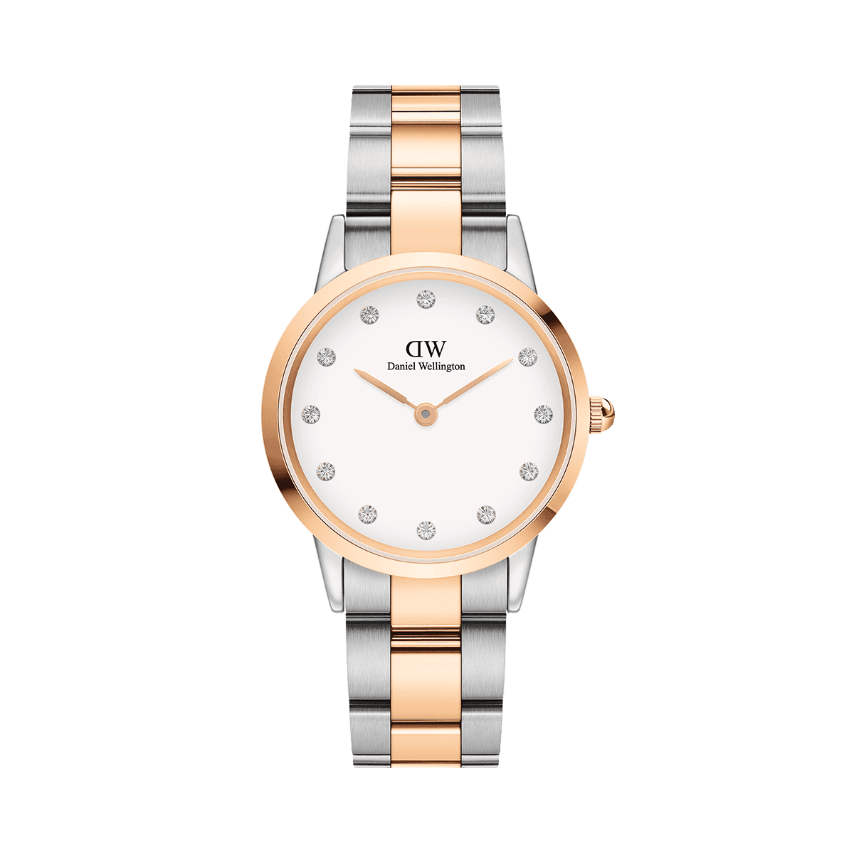 Iconic Link Lumine 32 Rose Gold / Silver White