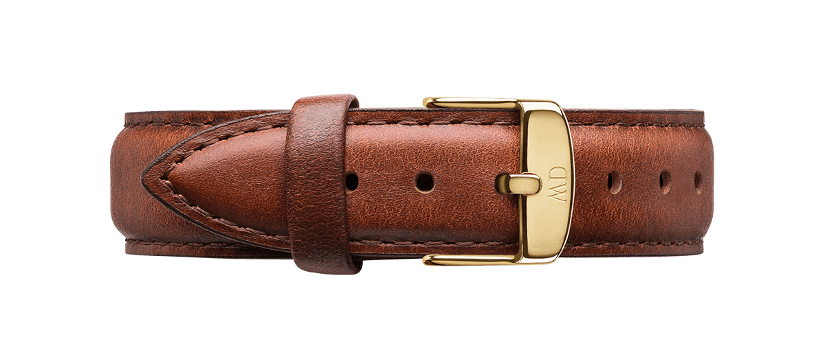 Watch band Petite St Mawes 16 Gold