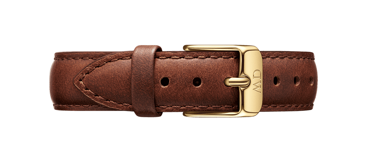 Watch band Petite St Mawes 14 Gold