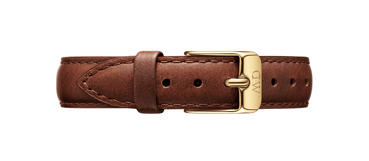 Watch band Petite St Mawes 12 Gold