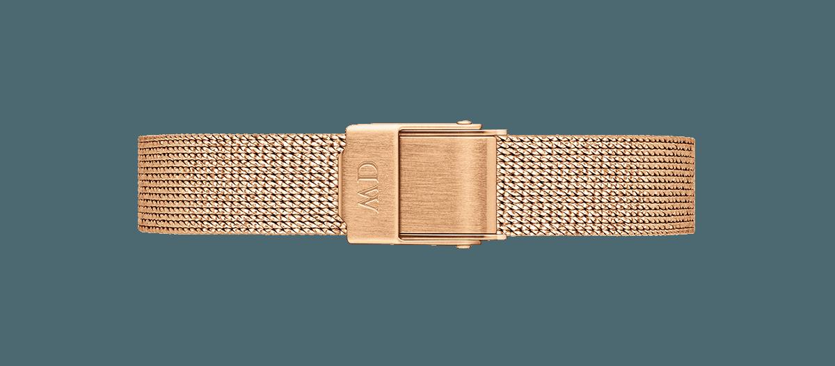 Watch band Pressed Melrose 10 Rose Gold