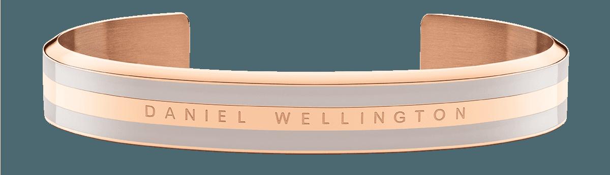 Emalie Bracelet Rose Gold Desert Sand Medium