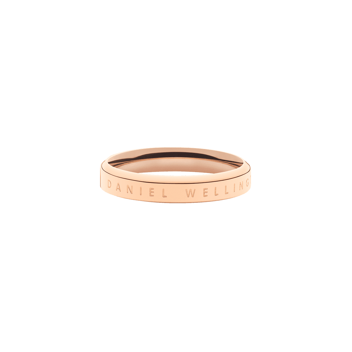 Classic Ring Rose Gold 52