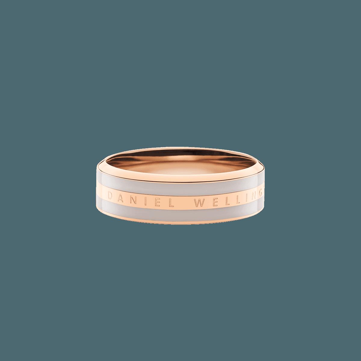 Emalie Ring Desert Sand Rose Gold 54
