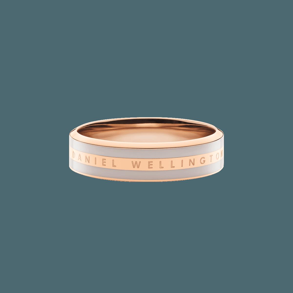 Emalie Ring Desert Sand Rose Gold 60