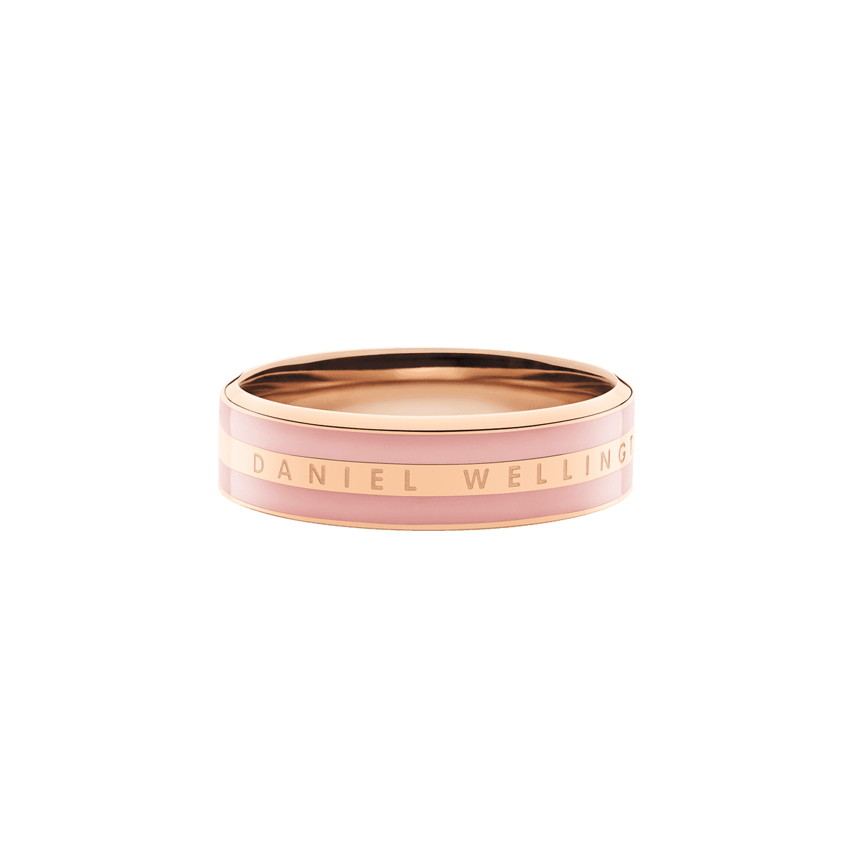 Emalie Ring Dusty Rose Rose Gold 56