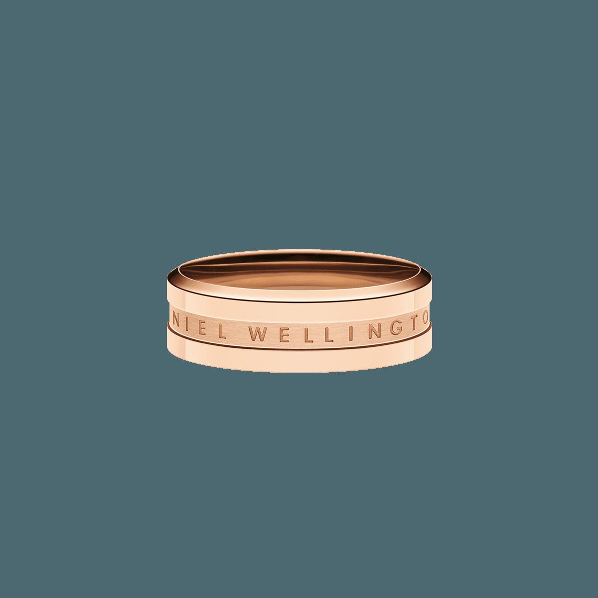 Elan Ring Rose Gold 52