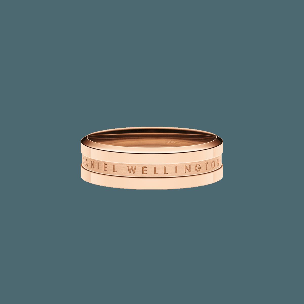 Elan Ring Rose Gold 56