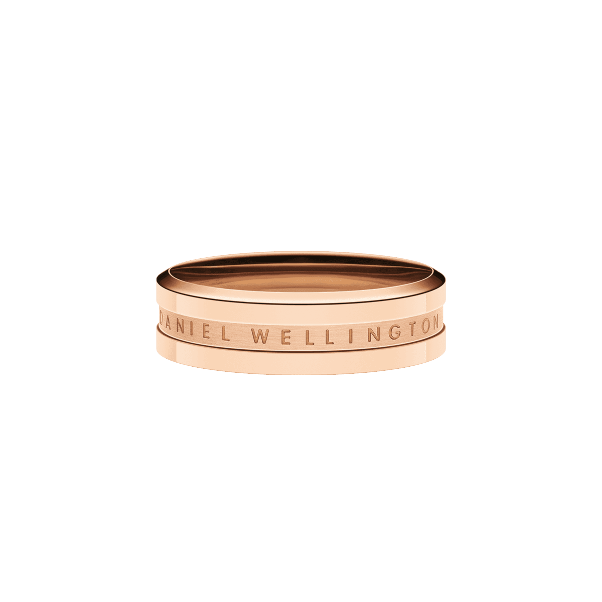Elan Ring Rose Gold 58