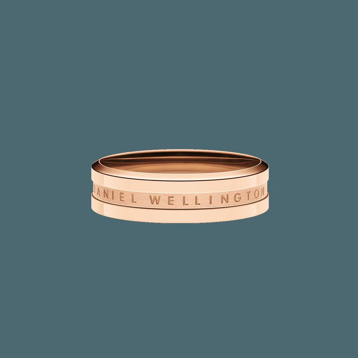 Elan Ring Rose Gold 60