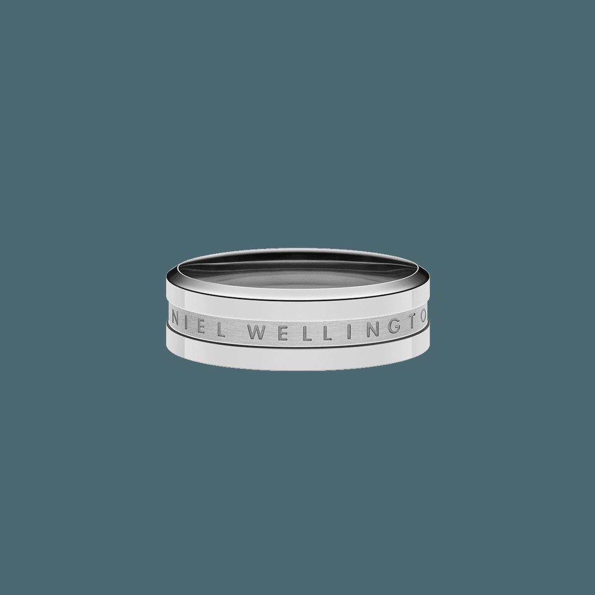 Elan Ring Silver 52