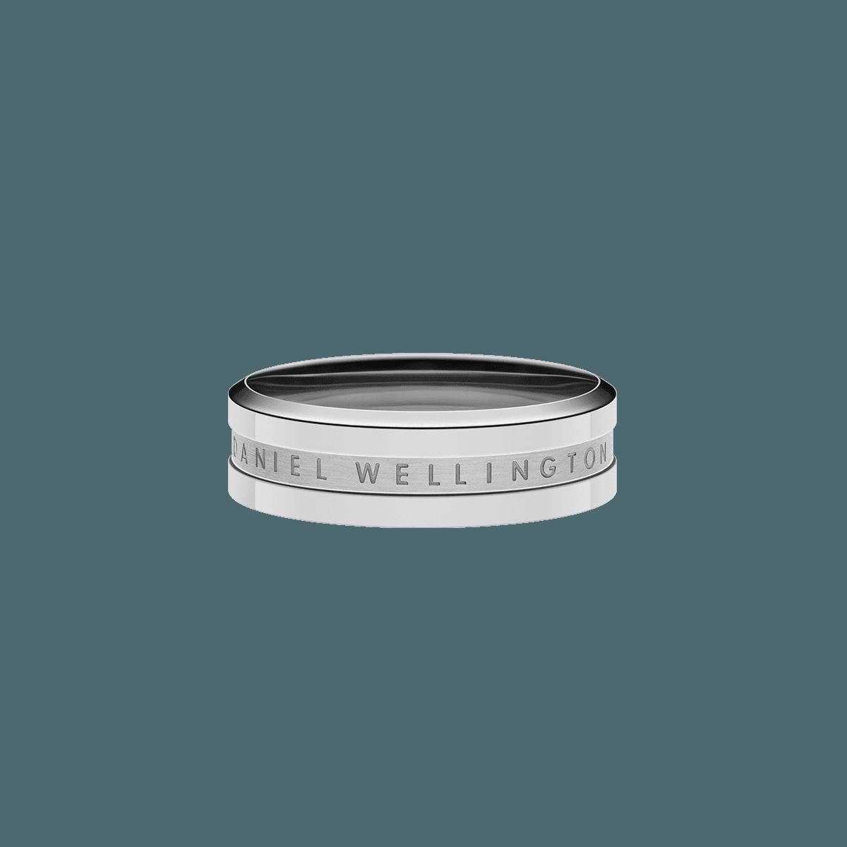 Elan Ring Silver 54
