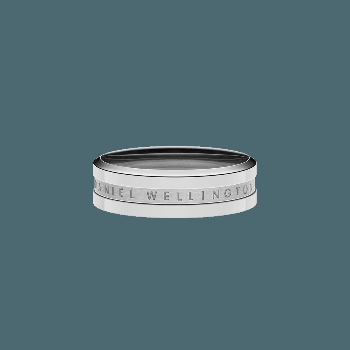 Elan Ring Silver 56