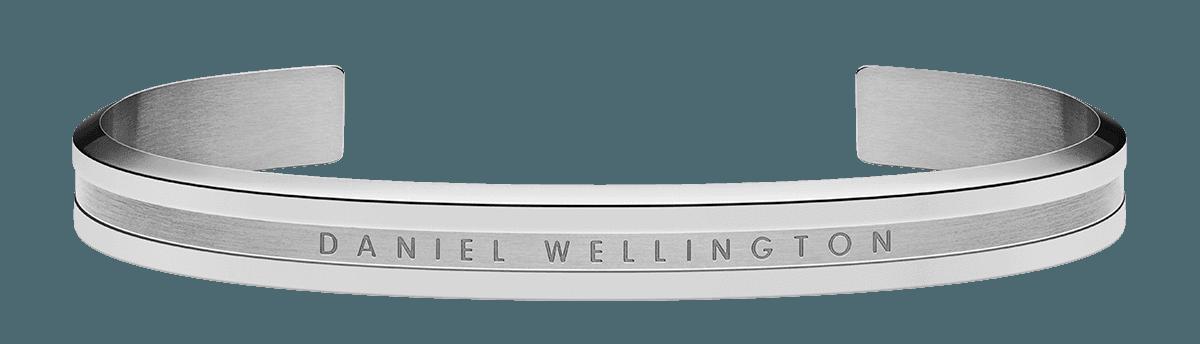 Elan Bracelet Silver Large